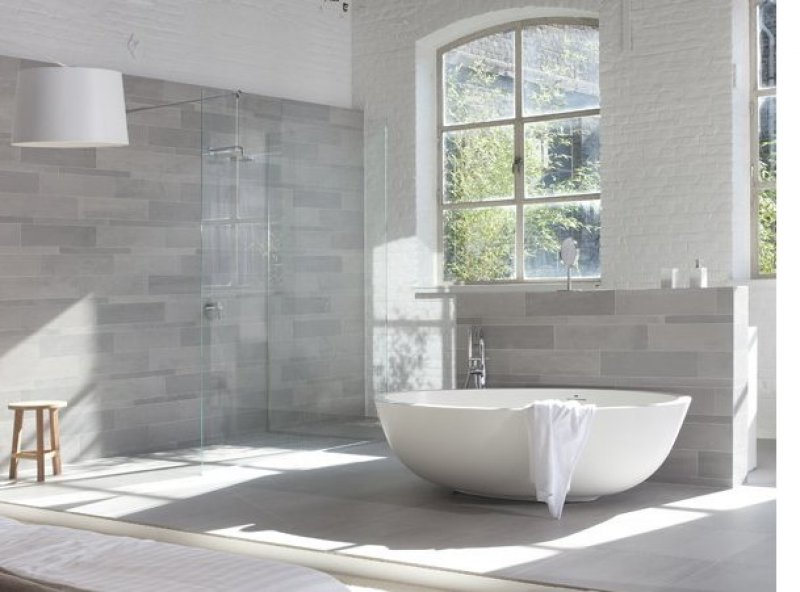 Altezza Vasca Da Terra : L altezza ideale per il rivestimento delle pareti del bagno houselet