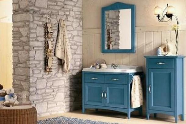Come arredare un bagno in stile provenzale - Houselet