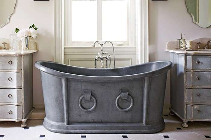 Arredare un bagno in stile vintage houselet