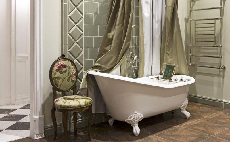 Arredare un bagno in stile vintage houselet for Elementi bagno
