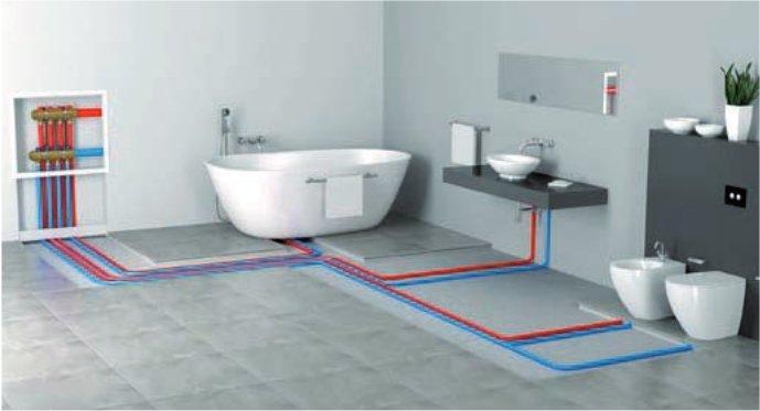 Consigli per modificare gli impianti bagno houselet - Impianto idraulico bagno schema ...