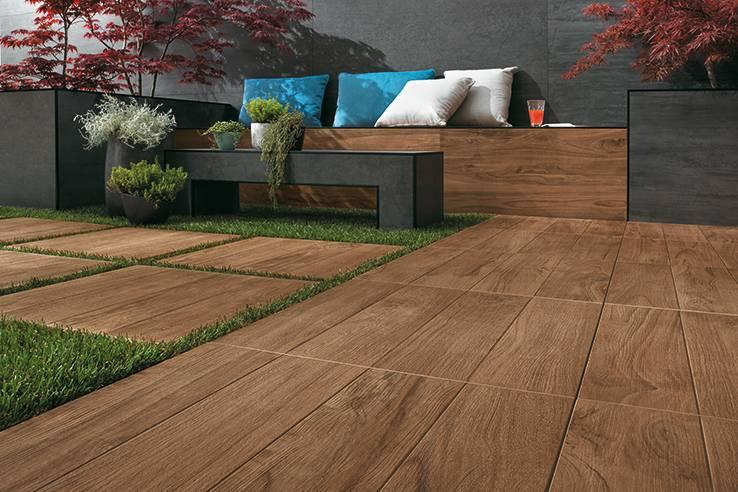 Gres porcellanato per esterno effetto legno prezzi: stock piastrelle